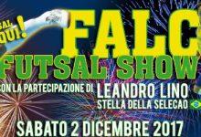 Augusta| Evento al Palajonio. Sabato 2 dicembre il Falcão Futsal Show