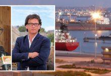 Melilli| Niente nodo ferroviario a Punta Cugno, il sindaco Carta contro la decisione del Governo nazionale