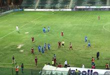 Siracusa| Azzurri impenetrabili in trasferta con la Reggina (0-2)