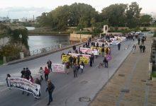 Augusta| Un corteo di 300 persone contro l'inquinamento