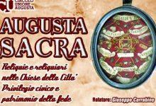Augusta| Augusta Sacra: reliquie e i reliquiari delle chiese della città