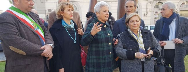 Siracusa| Cirone-Di Marco dona il Pi Greco