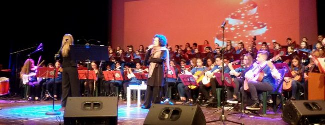 Antonella Ruggiero I Regali Di Natale.Concerto Di Beneficenza Webmarte Tv Notizie E Informazioni In Sicilia