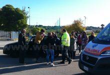 Augusta| Dieci giorni di prognosi per il motociclista che si è scontrato con un'utilitaria
