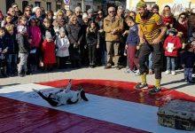 Augusta| Natale bau bau ieri a Brucoli ha dato voce ai cani