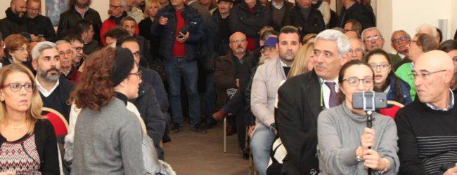 Augusta  L'ex deputato Rino Piscitello si schiera ancora una volta al fianco dell'ex sindaco Carrubba