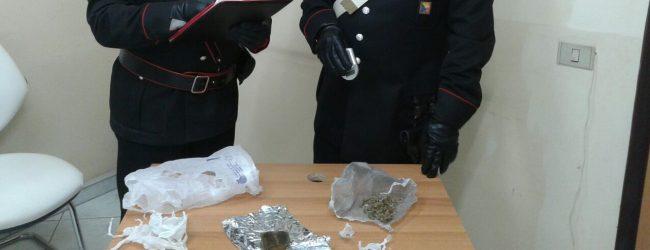 Siracusa  Arrestato per spaccio di droga