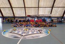Augusta| Calcio a 5 – Futsal Day, Palajonio invaso dal sorriso di oltre 110 bambini