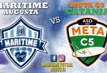 Augusta| Serie A2, luci accese sul big match Maritime Augusta-Meta