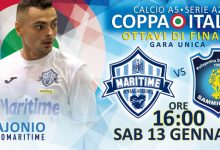 Augusta  Maritime: Coppa italia A2, oggi al Palajonio la sfida ad eliminazione diretta contro il Sammichele
