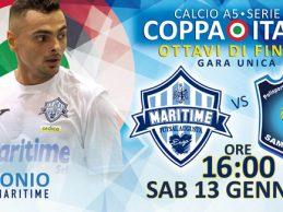 Augusta| Maritime: Coppa italia A2, oggi al Palajonio la sfida ad eliminazione diretta contro il Sammichele