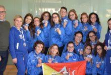 Villasmundo| Medaglia di bronzo ai  campionati mondiali di danza sportiva ad Atene per la squadra della Crazy Gym