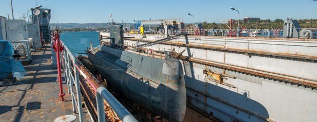 Augusta  Nuovi traguardi produttivi per l'arsenale militare marittimo