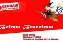 Augusta| La Befana Brucolana in programma per il 6 gennaio
