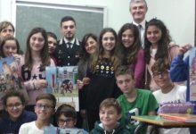 Siracusa| Carabinieri consegnano calendario Fantasy