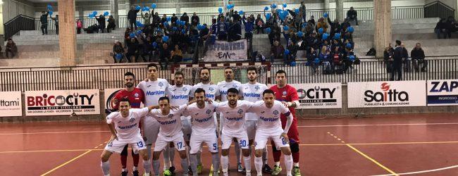 Augusta  Coppa della divisione: il Maritime si impone per 4-3. La mossa del duo Garcia-Gavalda dà scacco alla Meta