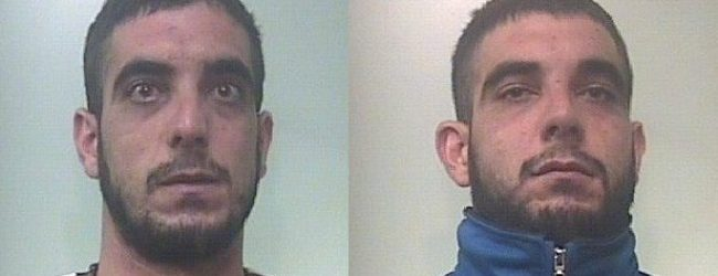 Augusta| Due gemelli  catanesi arrestati a Villasmundo per tentato furto di rame