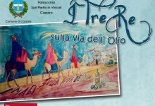 Cassaro| Folclore, arte e falò sulla via dei Tre Re