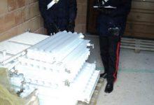 Siracusa| Tentano trafugare infissi da un deposito