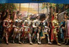 Augusta| Opera dei pupi mostra e spettacolo
