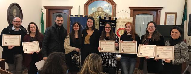 Augusta  Mostra fotografica a cerimonia di premiazione a cura di Rotaract e Interact