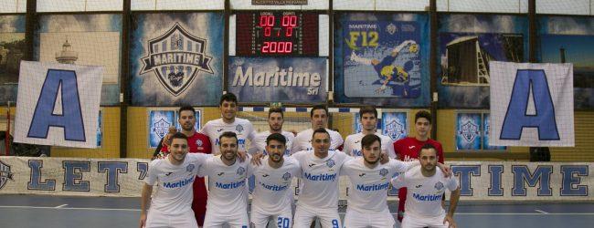 Augusta  Coppa della divisione: Maritime, domani di scena a Marigliano per gli ottavi