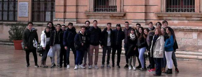 Augusta| Alternanza scuola -lavoro: gli alunni dell'Arangio Ruiz in Sovrintendenza ai beni culturali