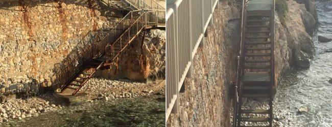 Siracusa  Stagione a rischio al solarium Forte Vigliena