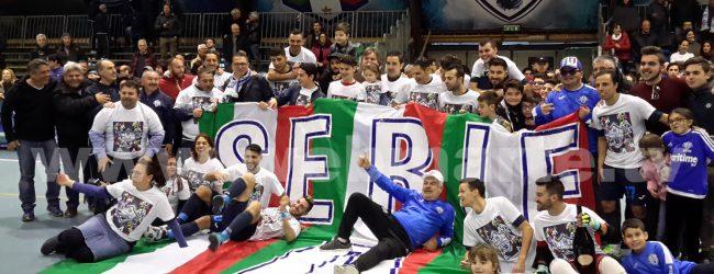 Augusta| Calcio A 5, Serie A2: Il Maritime Augusta si prende la serie A. È promozione matematica<span class='video_title_tag'> -Video</span>
