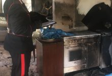 Siracusa| Abitazione in fiamme a Fanusa