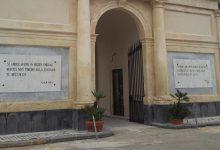 Augusta| Cimitero: riaperto l'ingresso monumentale