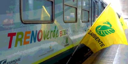 Siracusa| Il Treno Verde in stazione sino a domani