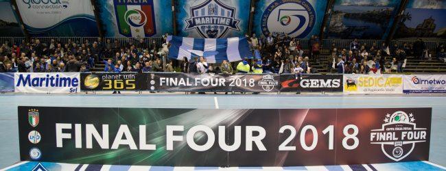 Augusta| Serie A2, Final Four: Il Maritime non si ferma mai, è finale tutta siciliana con la Meta<span class='video_title_tag'> -Video</span>