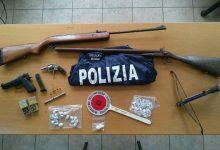 Siracusa| Droga e anche armi in vicolo dell'Ulivo