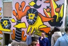 """Lentini   """"Badia Lost & Found"""", mappa online per orientarsi tra la street art"""