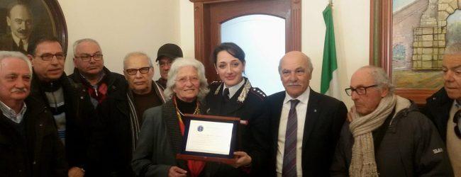 Augusta  Dal capitano, Rossella Capuano consigli utili per non farsi truffare