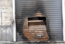 Lentini | Incendio in un locale di via Murganzio, indagano i carabinieri