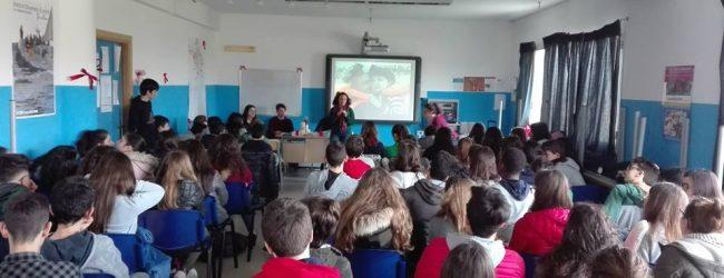 Augusta| Gli alunni del Corbino incontrano Francesco Malavolta