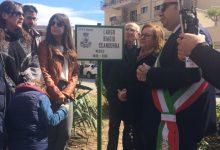 Siracusa| Intitolazione Largo Biagio Scandurra