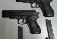 Siracusa| Minaccia passanti con pistole giocattolo