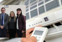Melilli| Il Comune chiama ed Erg risponde: nelle scuole nuovi condizionatori ad energia rinnovabile
