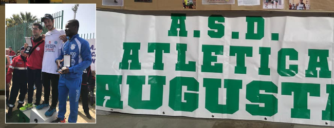 Augusta   Buoni piazzamenti dell'Atletica Augusta alla terza prova del 13° Gran Prix provinciale di corsa
