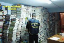 Augusta  La Guardia di Finanza sequestra oltre 67 mila testi scolastici