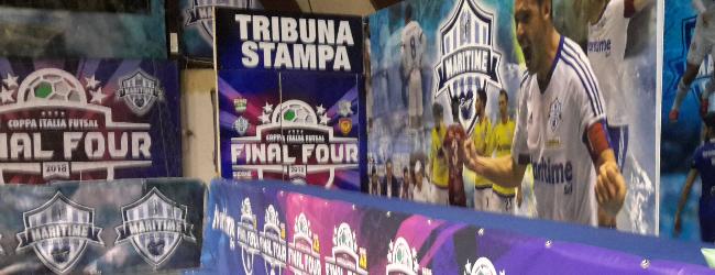 Augusta  Serie A2, Calcio 5 – Tutto pronto per la Final Four in programma sabato e domenica