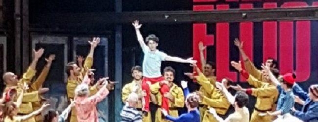 Siracusa| Billy Elliot torna a Milano con Tancredi Di Marco