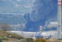 Augusta| Incendio in un magazzino che si trova nella raffineria Esso