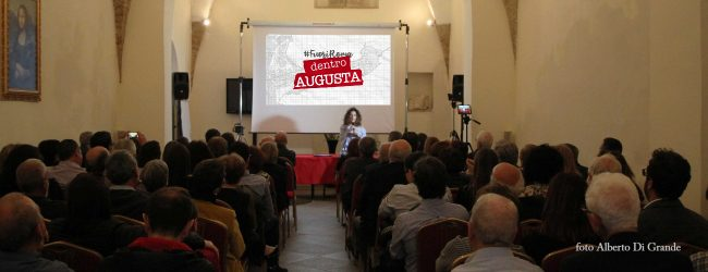 """Augusta  La nostra risposta a """"Fuori Roma"""". Condividete?"""