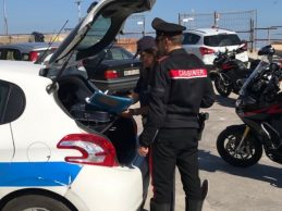 Siracusa| Ponte 1° Maggio sicuro con 100 carabinieri