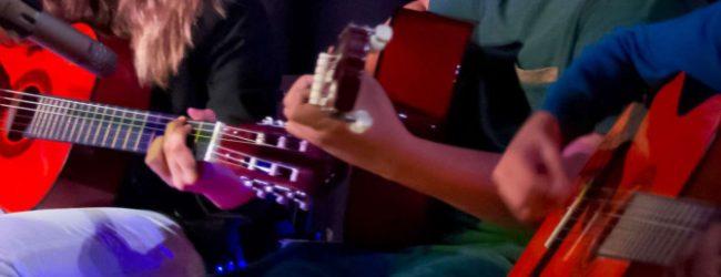 Siracusa| Corso gratuiti di chitarra in Bibilioteca