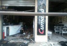 Siracusa| Incendio al Cumanà, ferito un dipendente